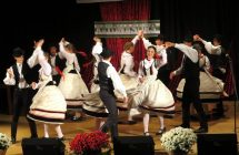 Nagykéri Csemadok Mórinca tánccsoportja